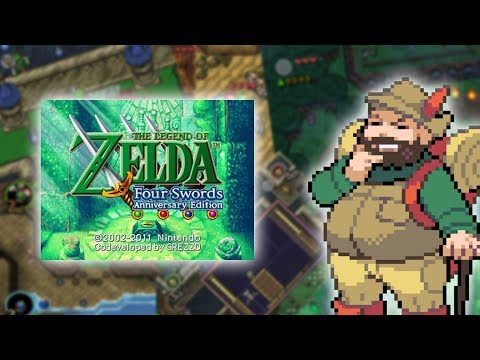 A Free Multiplayer Zelda On The DSI & 3DS - Nintendo History