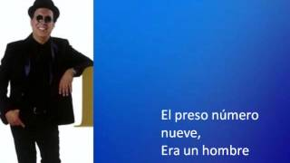 KARAOKE DE  CHEBERE CON EL REY PELUSA EL PRESO NUMERO 9