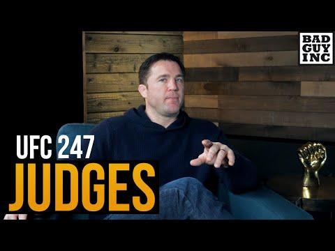 Joe Rogan's Comments On UFC 247 Judges