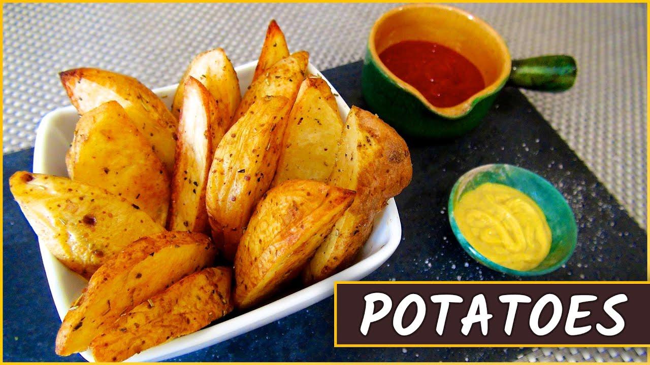 recette des potatoes maison