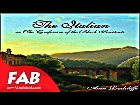 The Italian Part 1/2 Full Audiobook by Ann RADCLIFFE by Detective Fiction