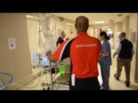 Not So Undercover Boss: Patient Transport