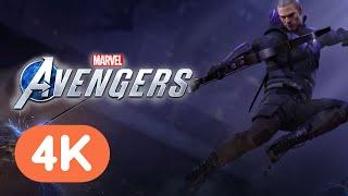 Marvel's Avengers - Official Hawkeye Reveal Trailer