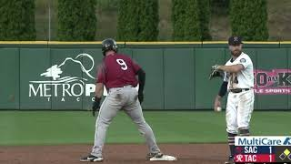 Joey Bart Collects 3 Hits for the River Cats (6-14)