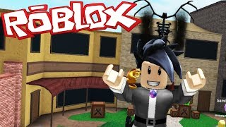 BLACK ENDS WITH CHRISTMAS MURDER MYSTERY ? ROBLOX