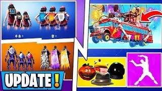 *NEW* Fortnite Update! | Free Ranked Rewards, S9 Battle Pass Item, 8.30 Info!