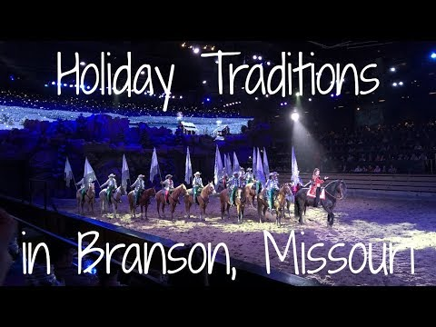 Holiday Traditions in Branson, Missouri