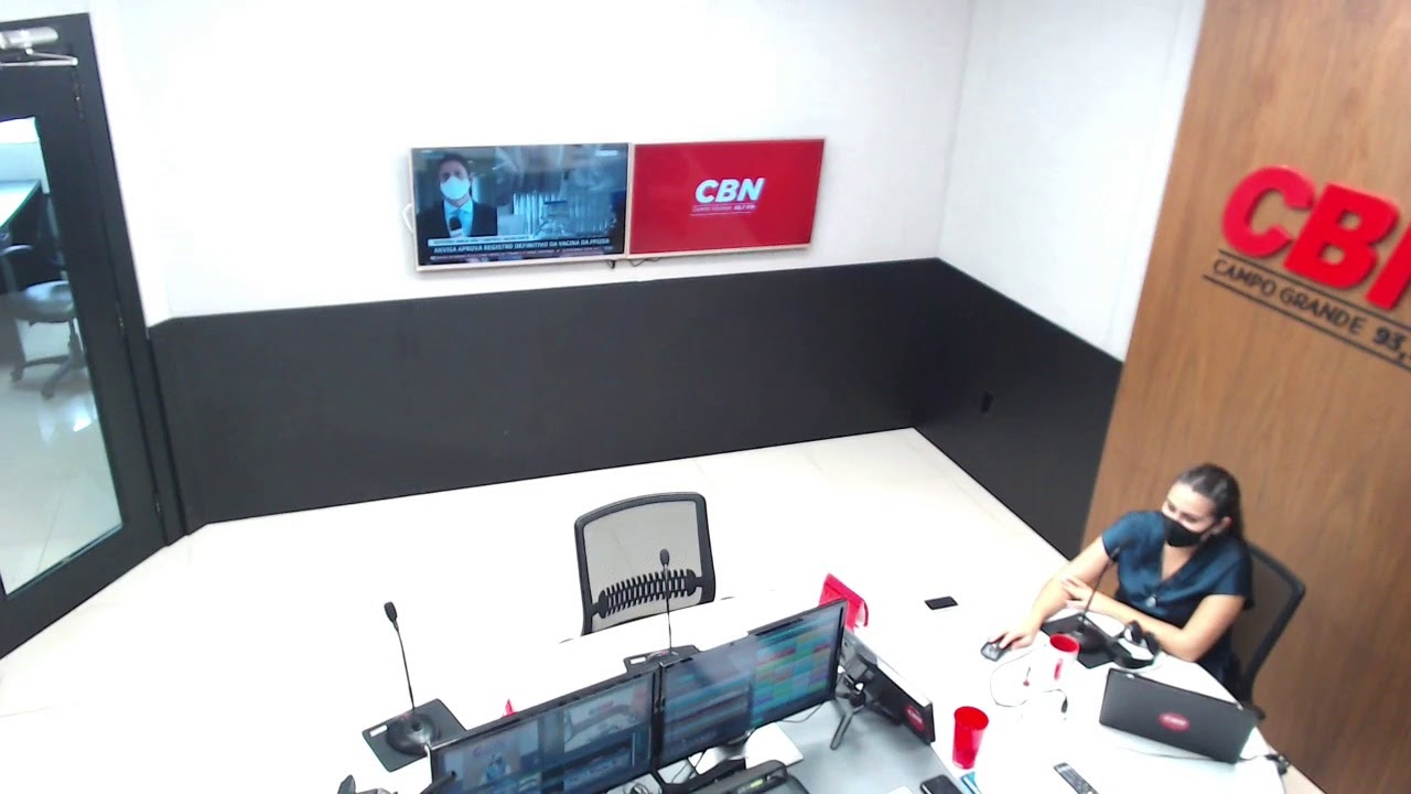 Programa CBN Campo Grande (23/02/2021): com Indgrid Rocha