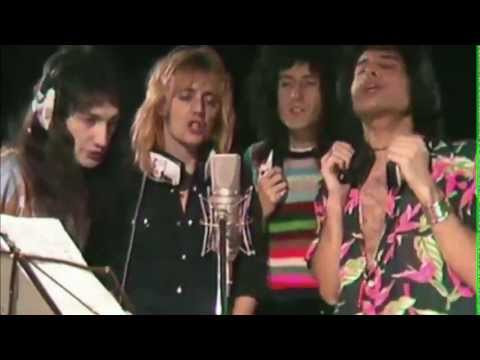 Queen - Somebody To Love (vocals Only - Lead And Backing Vocals)