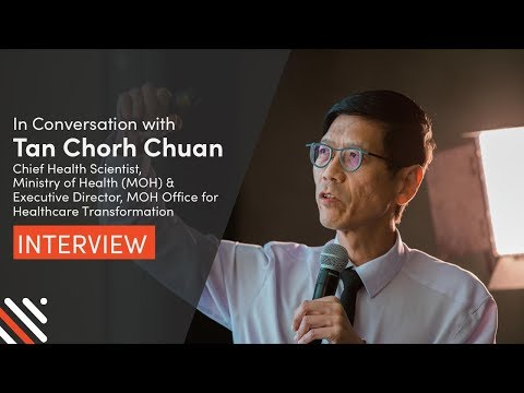 SGInnovate: In Conversation with Prof Tan Chorh Chuan, Chief Health Scientist, MOH