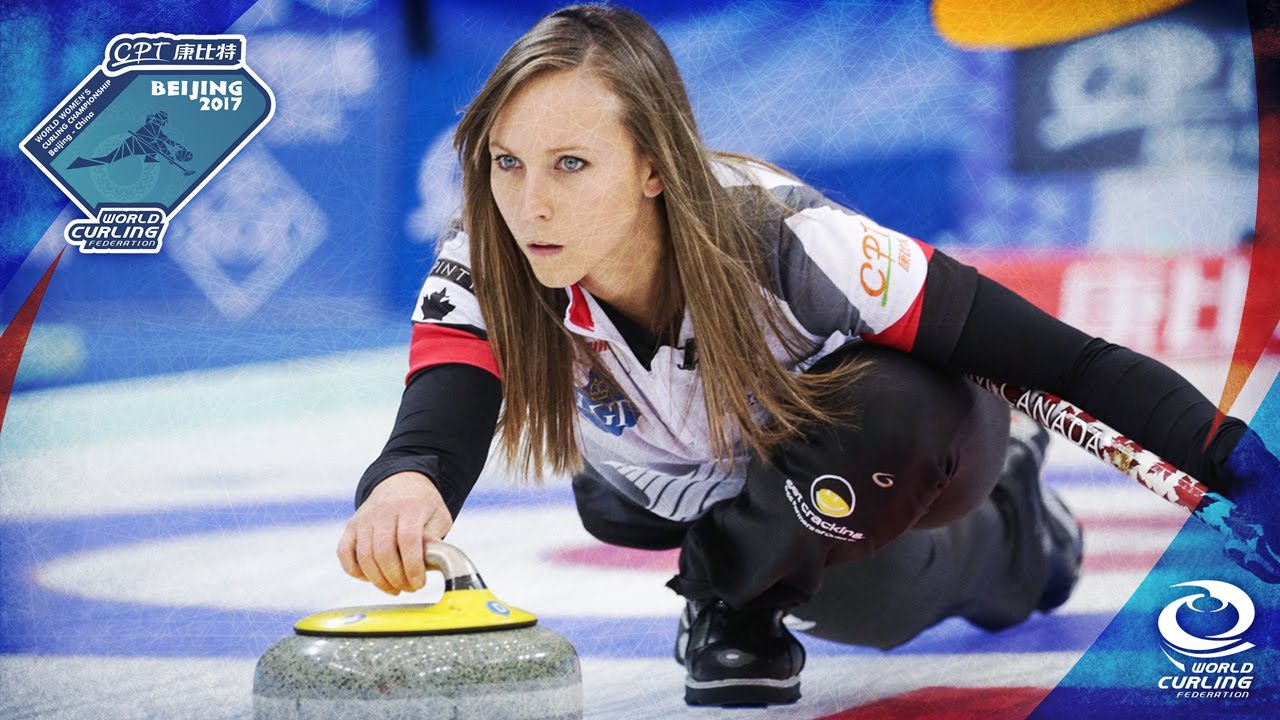 Canada V Russia Gold Medal Cpt World Women S Curling Championship 2017 Youtube