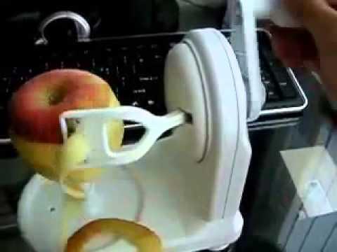 Яблоки из картофеля