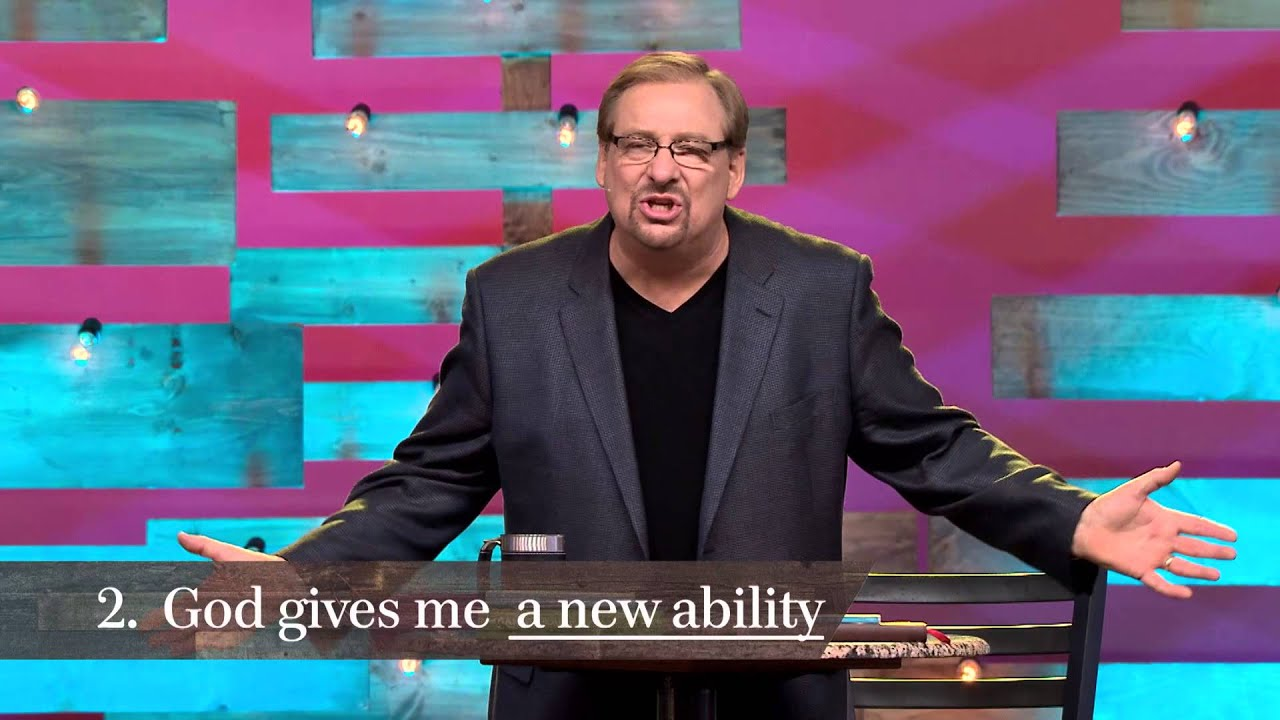 Christmas Gifts part 4: The Greatest Gifts You'll Ever Get - Pastor Rick Warren