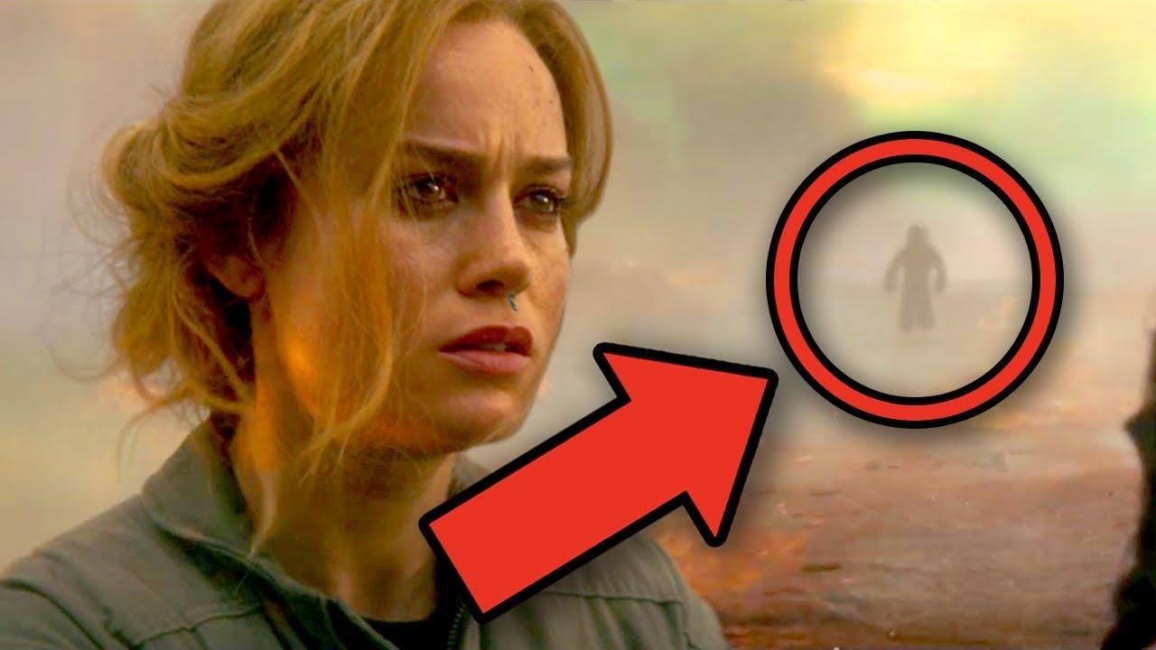 Download CAPTAIN MARVEL Trailer Breakdown! Easter Eggs & False Memory Theory Explained!