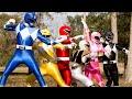 Ranger Morphs!- MMPR Movie Fan morph.