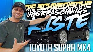 JP Performance - Die schwedische Überraschungskiste | Toyota Supra Mk4