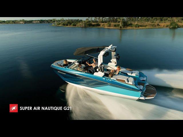2022 Super Air Nautique G21