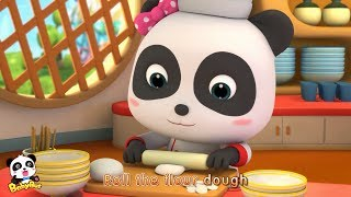 Baby Panda's Chinese Restaurant | Chinese Recipes | Cooking in Kitchen | BabyBus