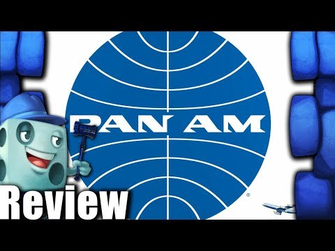Pan Am Review - With Tom Vasel