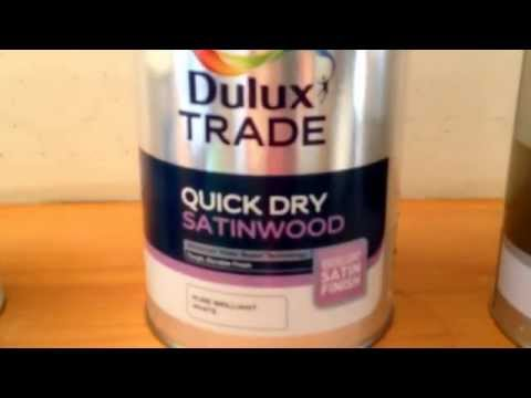 Painting wood fireplace surround quick dry satin wood
