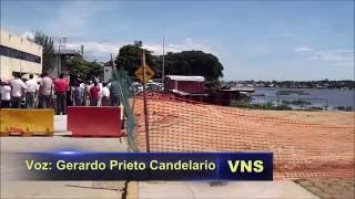 Túnel sumergido de Coatzacoalcos; corrupción, muertes, daños...