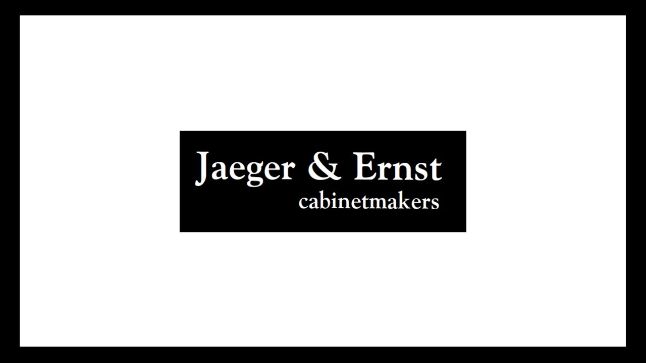 jaeger & ernst cabinetmakers: custom kitchen cabinets richmond