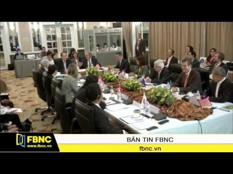 Các nước tham gia TPP tiếp tục đàm phán tại Singapore