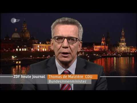 Interview mit Thomas de Maizière