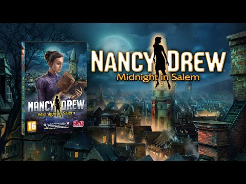Nancy Drew Midnight in Salem | Нэнси Дрю Полночь в Салеме
