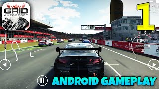 Grid Autosport Android Gameplay - Part 1