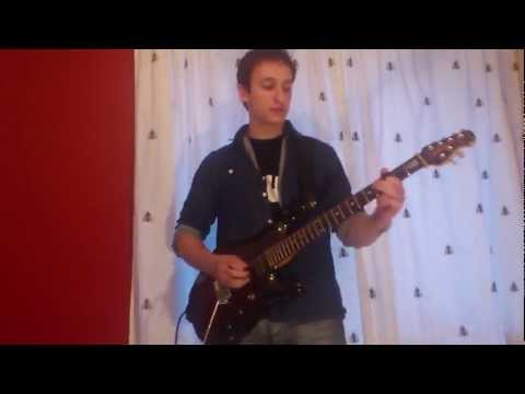 BAP - One Shot M/VGuitar Cover by MaTt HUGUET