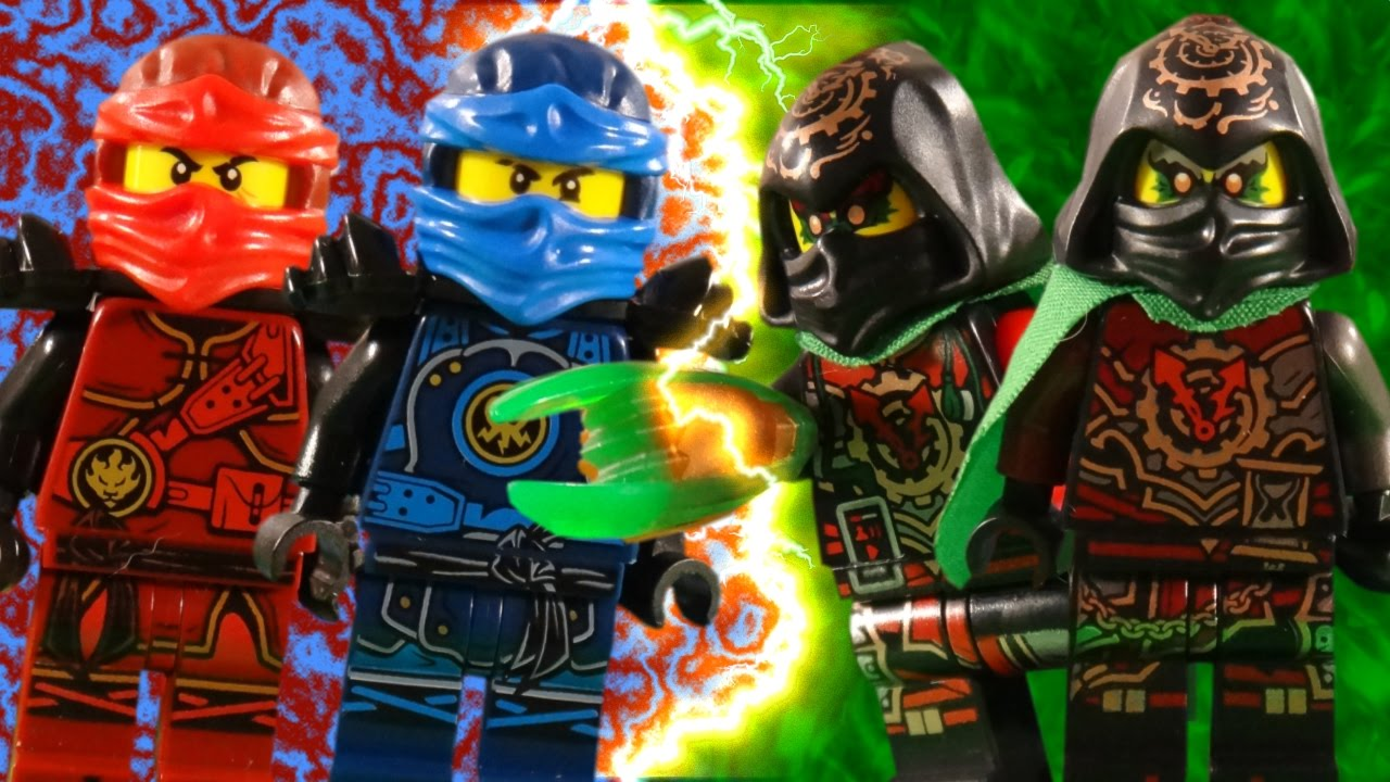 Lego Ninjago The Movie Hands Of Time Part 1 Dawn Of