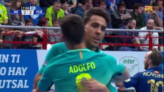 [highlights] futsal (lnfs): inter movistar - fc barcelona lassa (3-4)