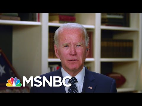 Joe Biden Says He Would Not Pardon President Donald Trump | The Last Word | MSNBC