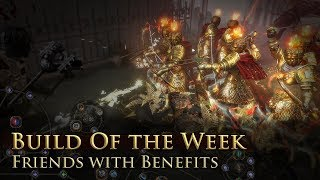 Build of the Week S8E6: c9q9md's Friends with Benefits