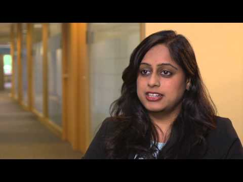 Meet An Intern: Anusha, Ph.D Electrical Engineering intern f