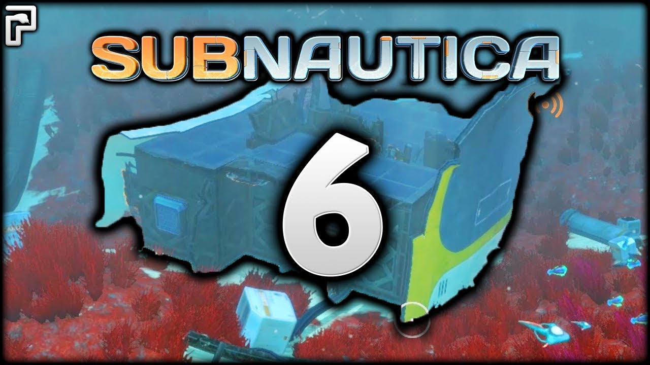 Subnautica | Laser Cutter & Valuable Wreckages ...