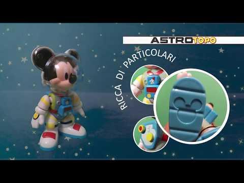 Luca nella pubblicità Disney