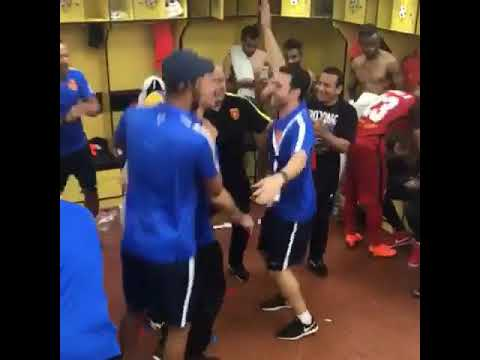 VIDEO - Maradona esulta Al Ittihad Kalba 1 vs. Al Fujairah 2