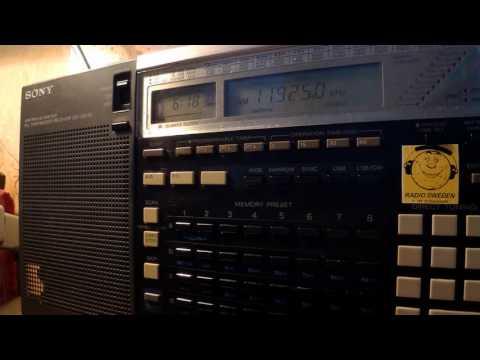 14 10 2016 Radio Bandeirantes in Portuguese to Brasil 0617 on 11925,2 Sao Paolo