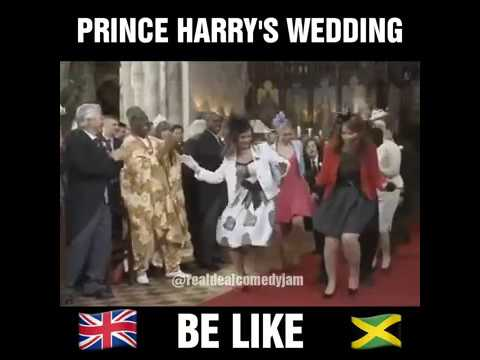 Royal Wedding Memes.Prince Harry And Meghan Markle Dancing At The Royal Wedding Meme Lol Subscribe If You Like