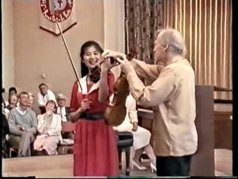 Master Class with Yehudi Menuhin!! Part 2/3 VTS_10_1.VOB