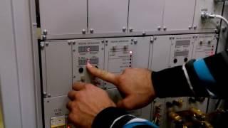 ПКЗ АР Е2 Р підключення, управління режимами і уставками, налаштування СВН