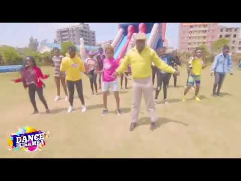 Download DANCE IKIBAMBA REMIX official mp4