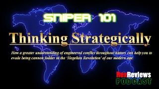 sniper 101 part 101 thinking strategically evading engineered conflict in a manipulative world