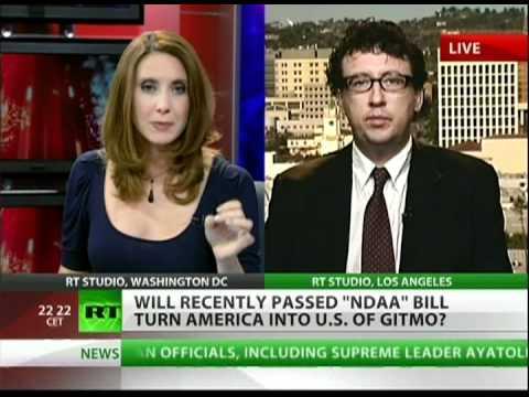 Indefinite detention Act voids US Constitution