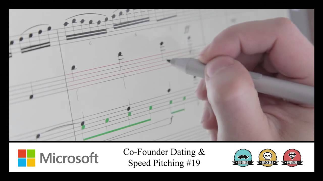 Microsoft speed dating