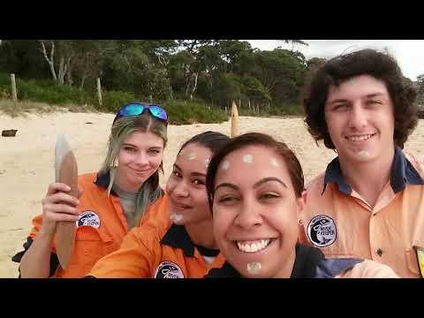 Eco Logical Australia, A Tetra Tech Company, Supports Aboriginal Trainees