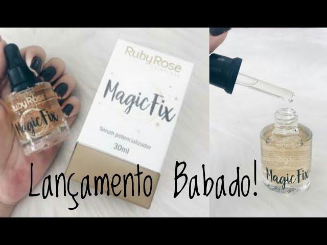 MAGIC FIX RUBY ROSE - SÉRUM POTENCIALIZADOR DE MAQUIAGEM