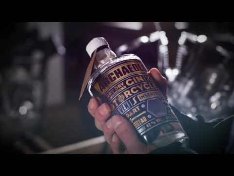 The Archaeologist: First Gin including Harley Davidson's true spirit